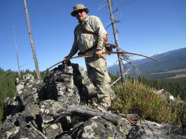 Bowhunting Oregon